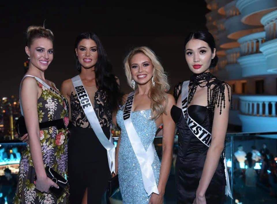 © PAGEANT MANIA © MISS UNIVERSE 2018 - OFFICIAL COVERAGE Finals - Page 30 47431410