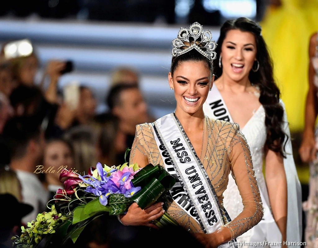 ♔ The Official Thread of MISS UNIVERSE® 2017 Demi-Leigh Nel-Peters of South Africa ♔ Gettyi10
