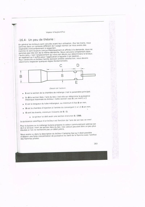 Bruleurs et Jet d'imprimante 3D: combinaison heure Brul2810