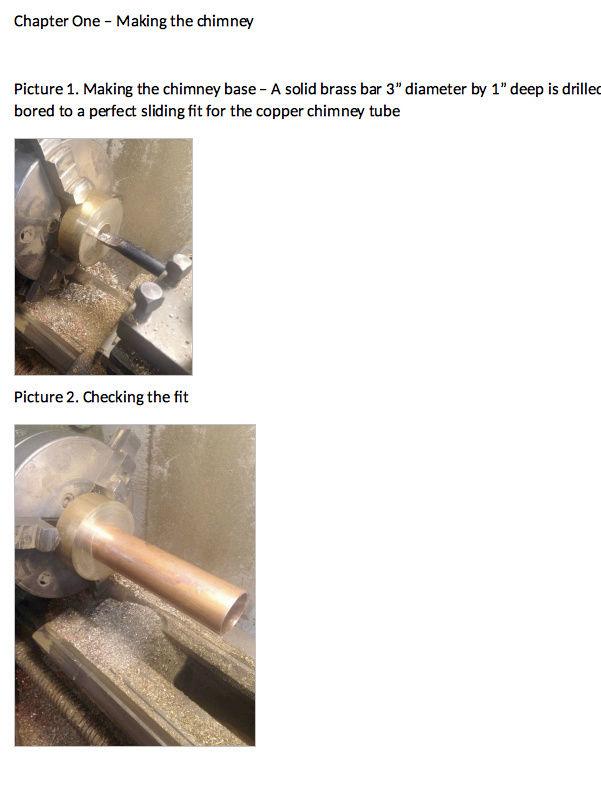 Fabrication chaudière Pendlesteam : pas à pas Captur29