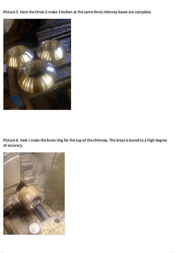 Fabrication chaudière Pendlesteam : pas à pas Captur31
