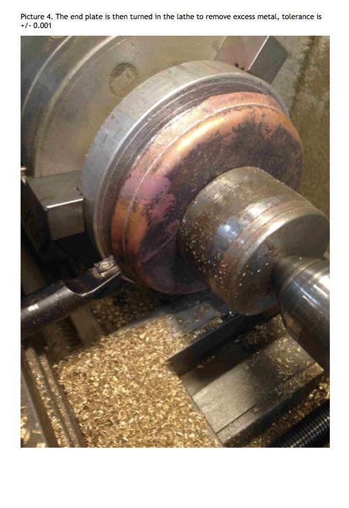 Fabrication chaudière Pendlesteam : pas à pas Captur39