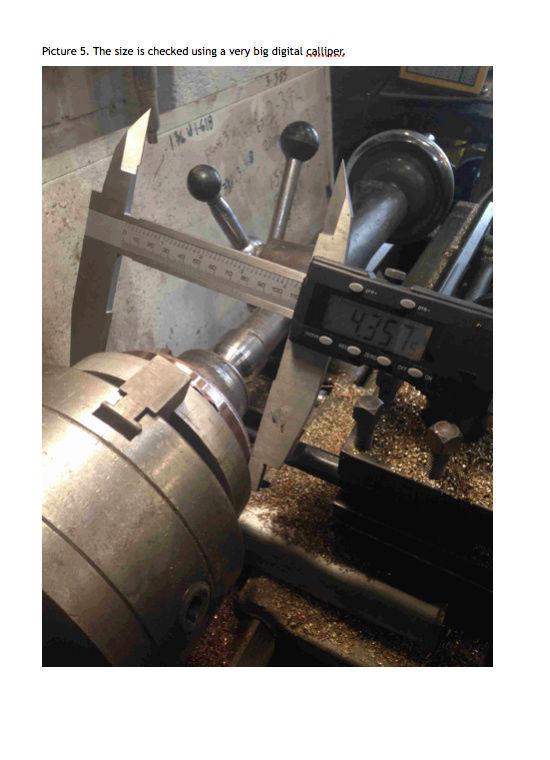 Fabrication chaudière Pendlesteam : pas à pas Captur40