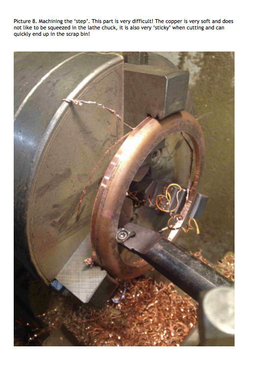 Fabrication chaudière Pendlesteam : pas à pas Captur43