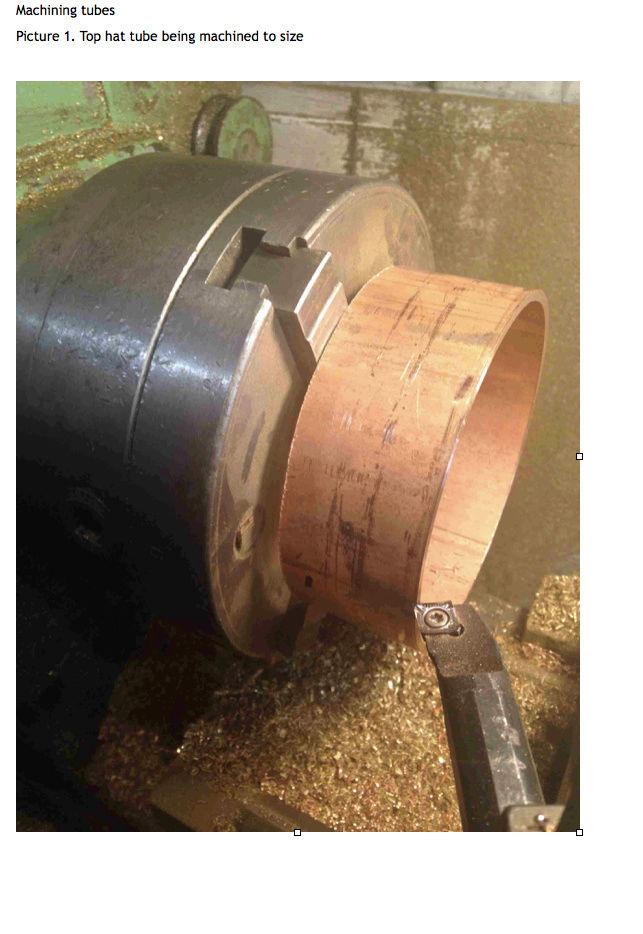 Fabrication chaudière Pendlesteam : pas à pas Captur45