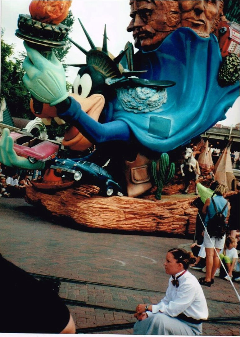 Nos ancienne photos Disney Disney48