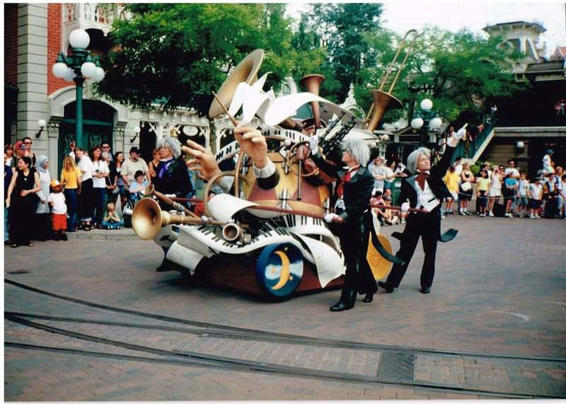 Nos ancienne photos Disney Disney50