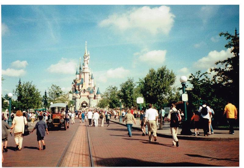 Nos ancienne photos Disney Disney56