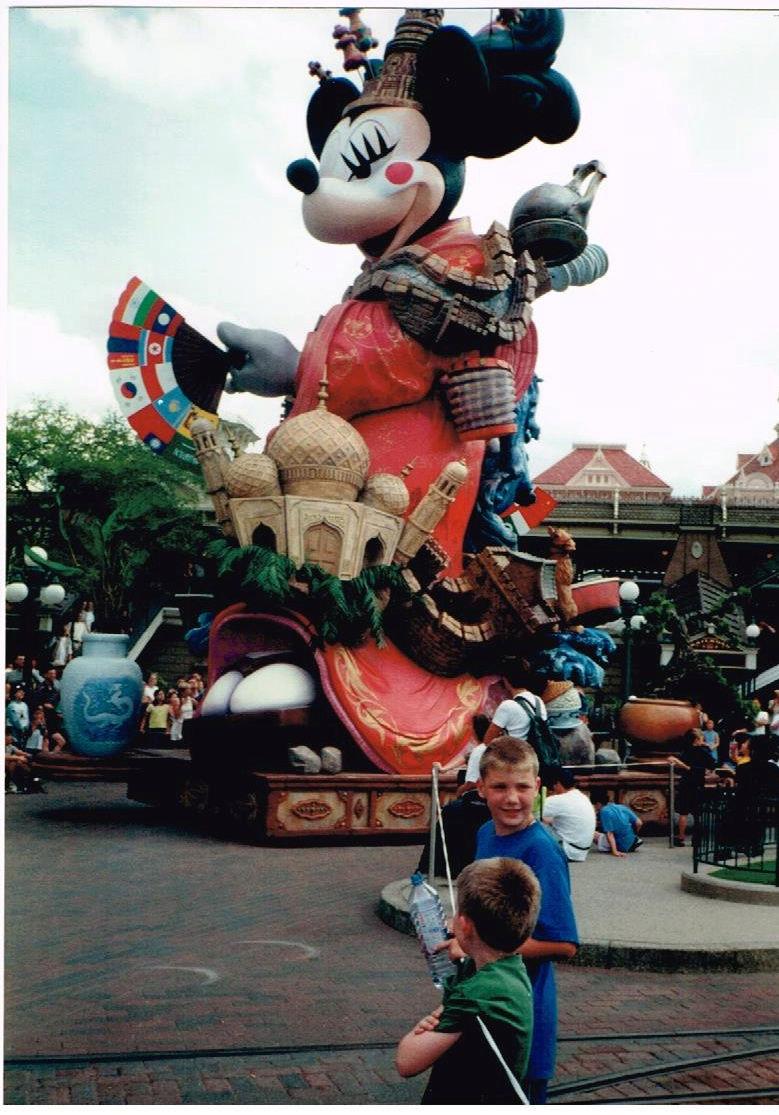 Nos ancienne photos Disney Disney57
