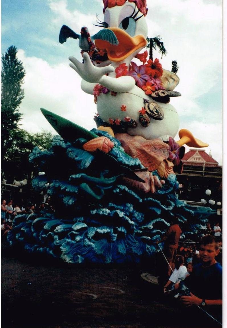 Nos ancienne photos Disney Disney60