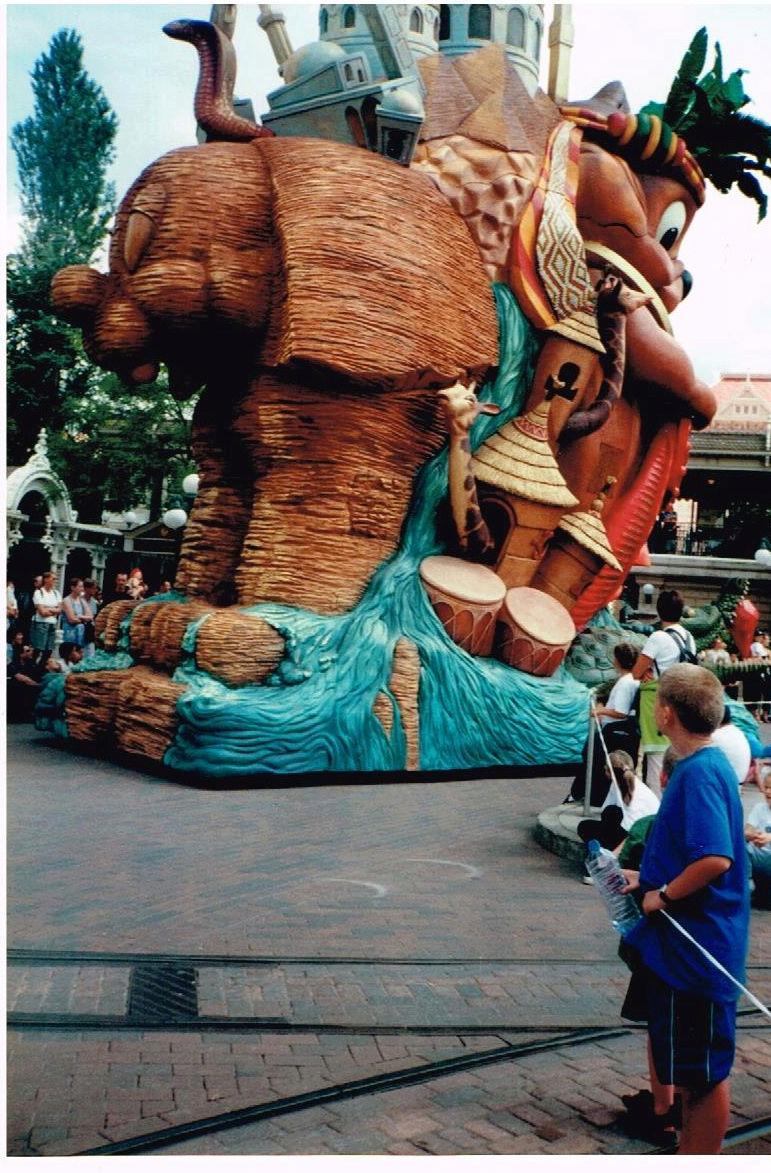 Nos ancienne photos Disney Disney64
