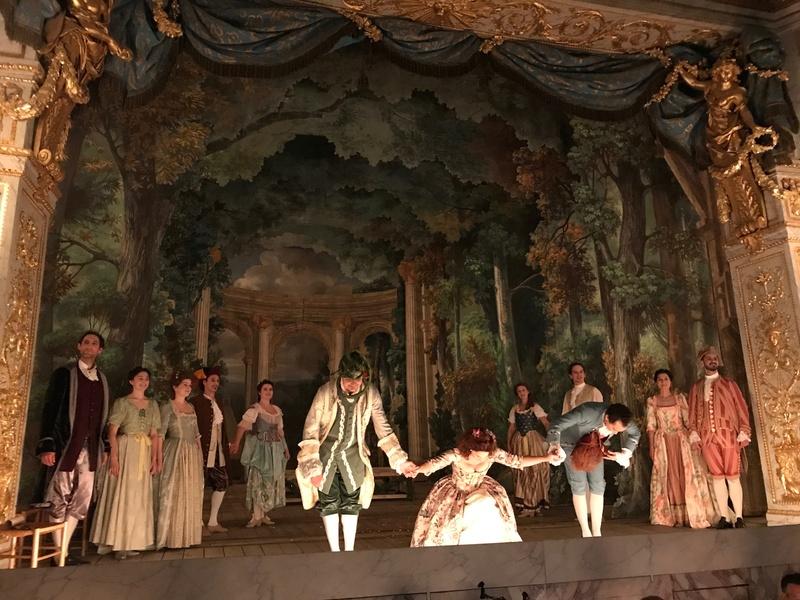 Le Petit Théâtre de Marie-Antoinette à Trianon - Page 4 1110