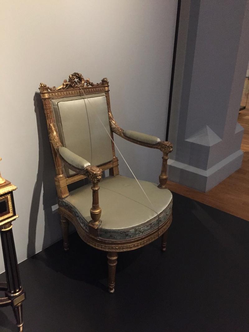La peinture et le mobilier XVIIIème au Rijskmuseum d'Amsterdam 1121