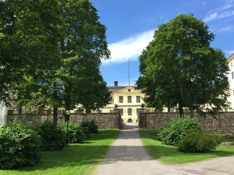 Le château de Löfstad, résidence de Sophie Piper, soeur d'Axel Fersen 113