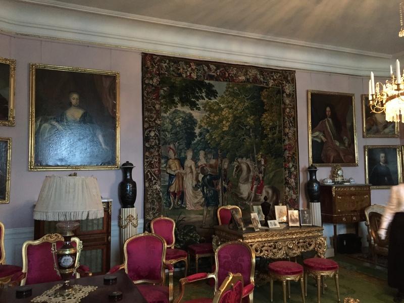 Le château de Löfstad, résidence de Sophie Piper, soeur d'Axel Fersen 114