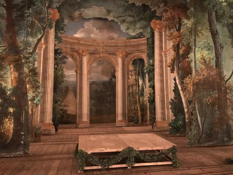 Le Petit Théâtre de Marie-Antoinette à Trianon - Page 4 1210
