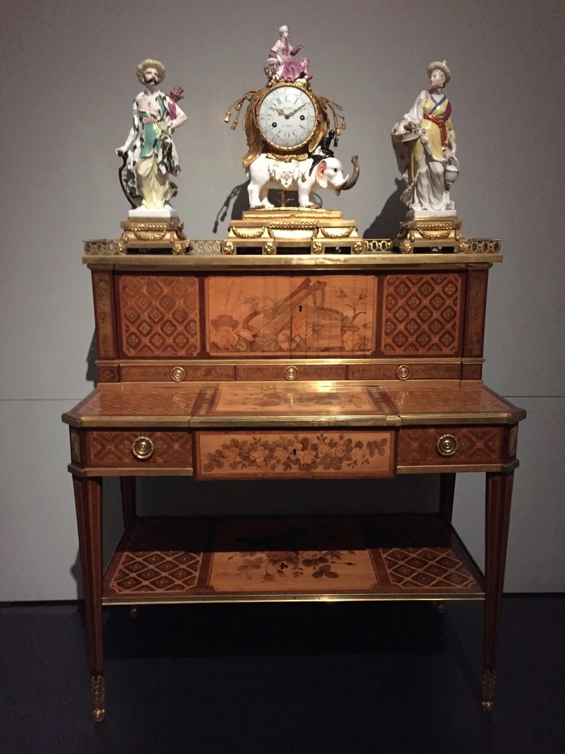 La peinture et le mobilier XVIIIème au Rijskmuseum d'Amsterdam 1220