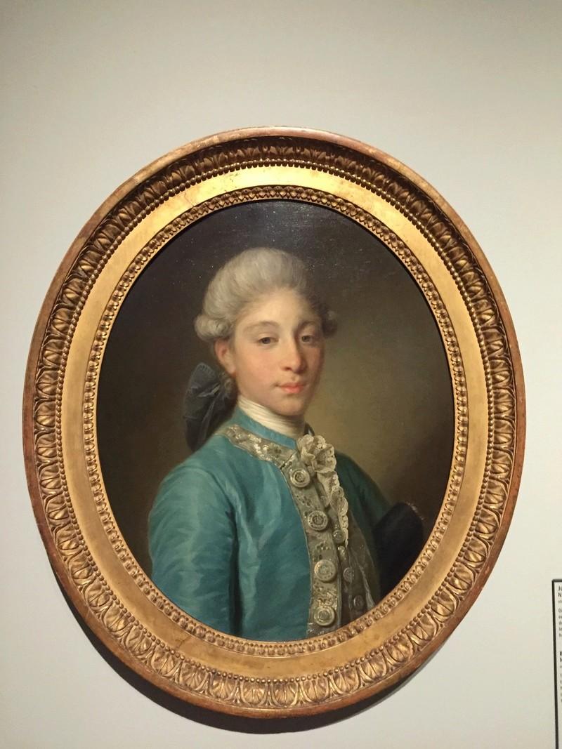 La peinture et le mobilier XVIIIème au Rijskmuseum d'Amsterdam 124