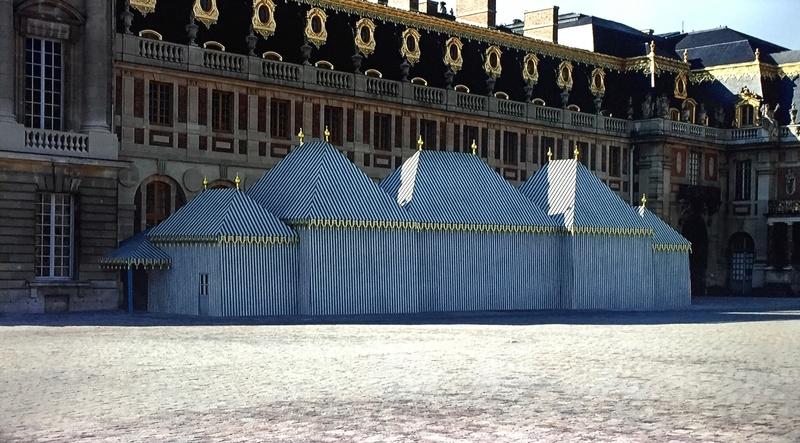 Les maisons de bois pour les bals de Marie-Antoinette  128