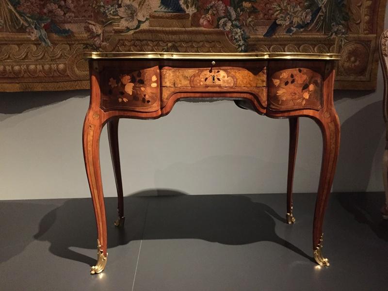 La peinture et le mobilier XVIIIème au Rijskmuseum d'Amsterdam 1320