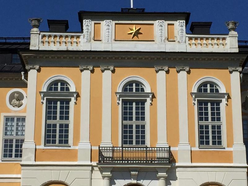 Le château de Steninge, résidence d'été d'Axel Fersen  1513