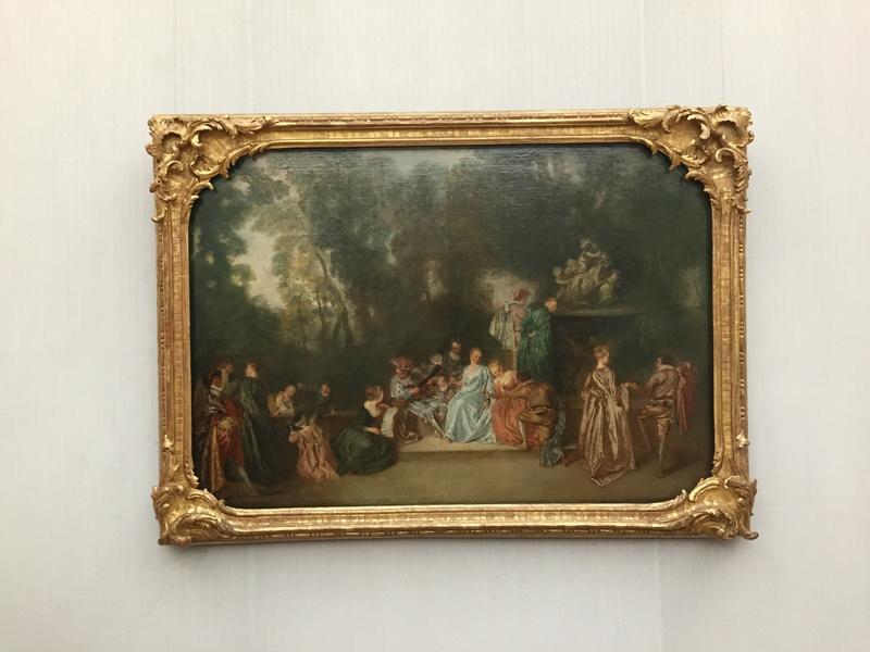 La peinture XVIIIème au musée de la peinture de Berlin (Gemäldegalerie) 172010