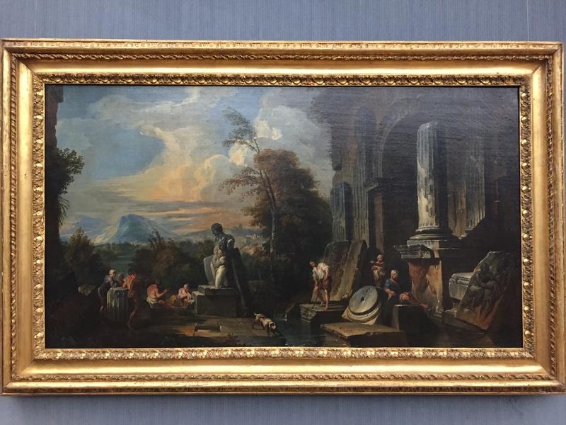 La peinture XVIIIème au musée de la peinture de Berlin (Gemäldegalerie) 173010