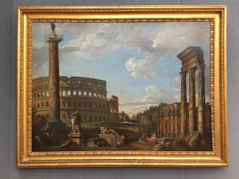 La peinture XVIIIème au musée de la peinture de Berlin (Gemäldegalerie) 173510