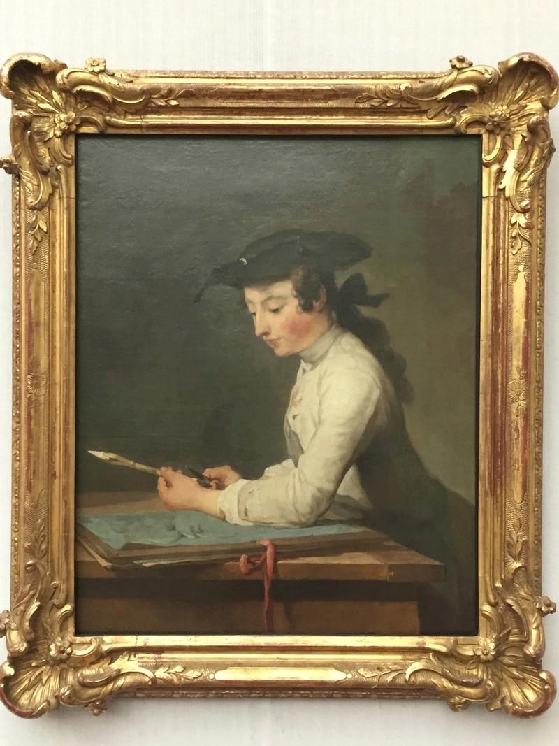 La peinture XVIIIème au musée de la peinture de Berlin (Gemäldegalerie) 173710