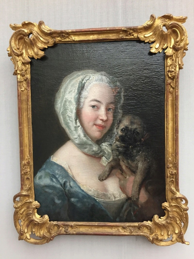 La peinture XVIIIème au musée de la peinture de Berlin (Gemäldegalerie) 174510