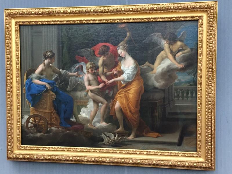 La peinture XVIIIème au musée de la peinture de Berlin (Gemäldegalerie) 1756_110