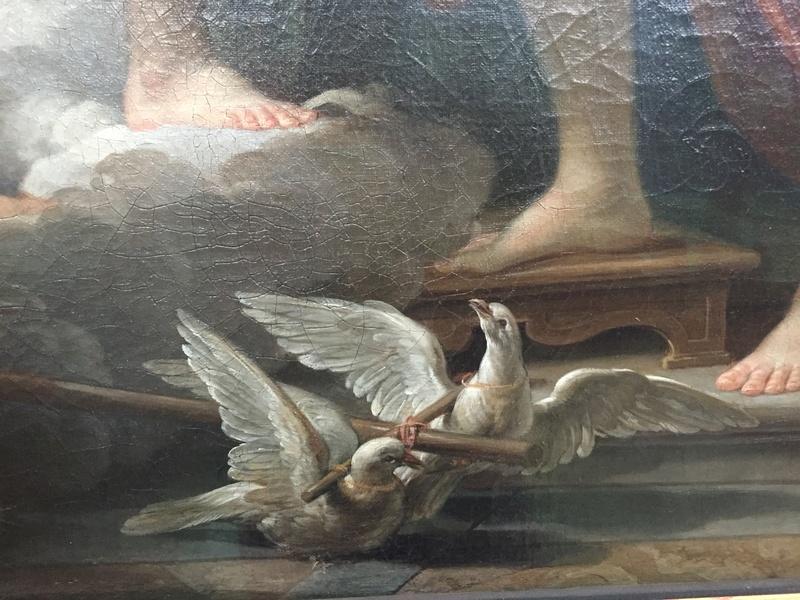 La peinture XVIIIème au musée de la peinture de Berlin (Gemäldegalerie) 1756_210