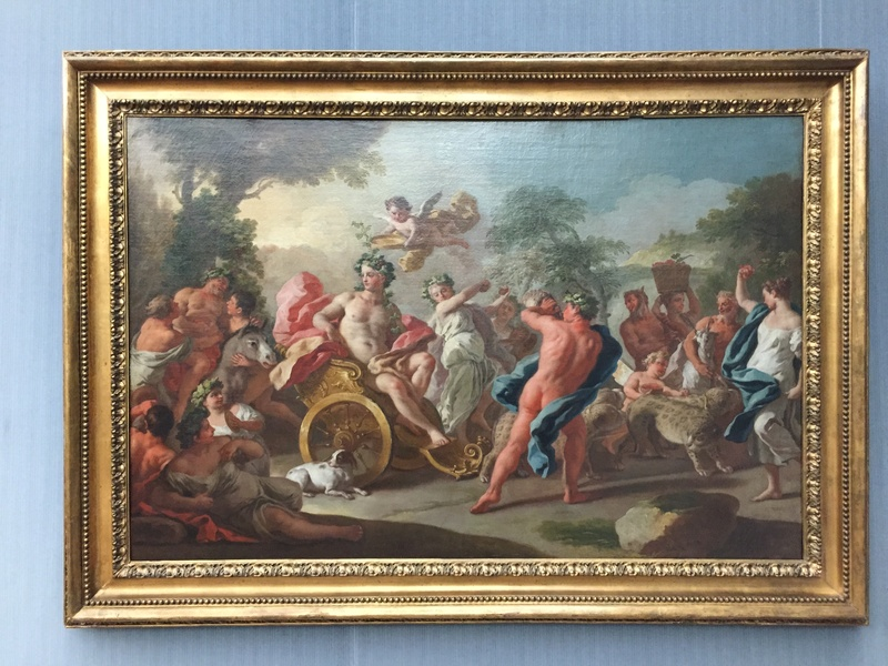 La peinture XVIIIème au musée de la peinture de Berlin (Gemäldegalerie) 176010