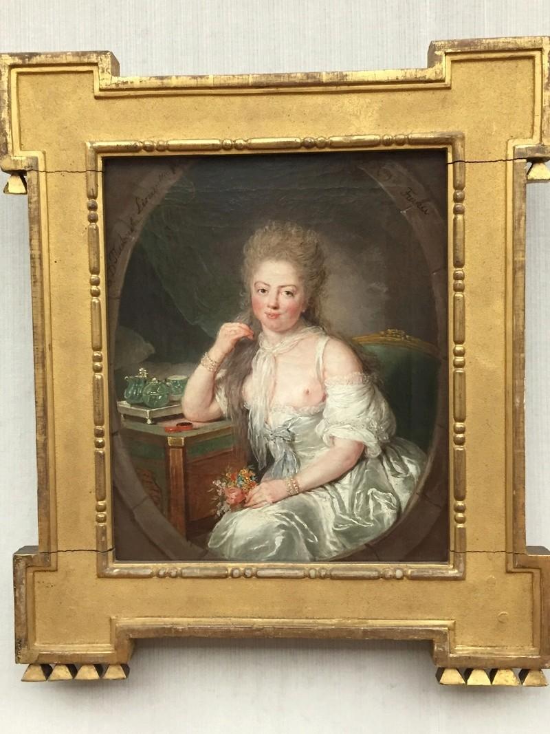 La peinture XVIIIème au musée de la peinture de Berlin (Gemäldegalerie) 1770_110