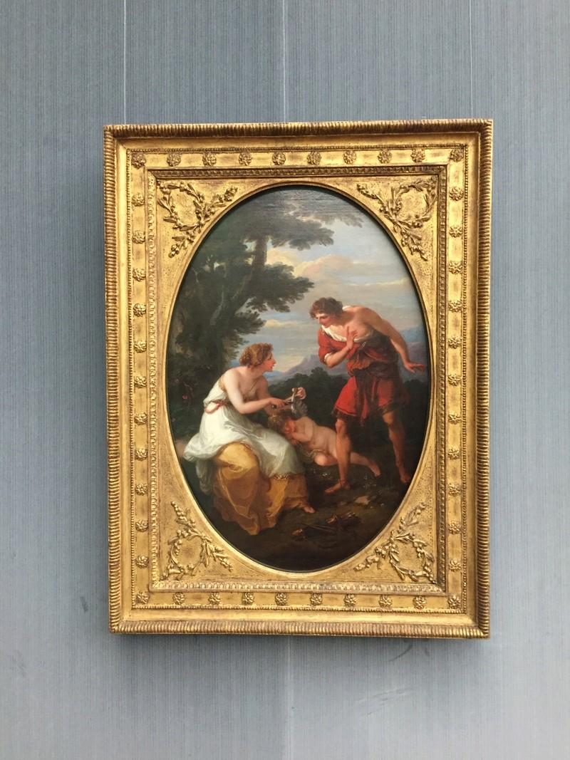 La peinture XVIIIème au musée de la peinture de Berlin (Gemäldegalerie) 1782_110