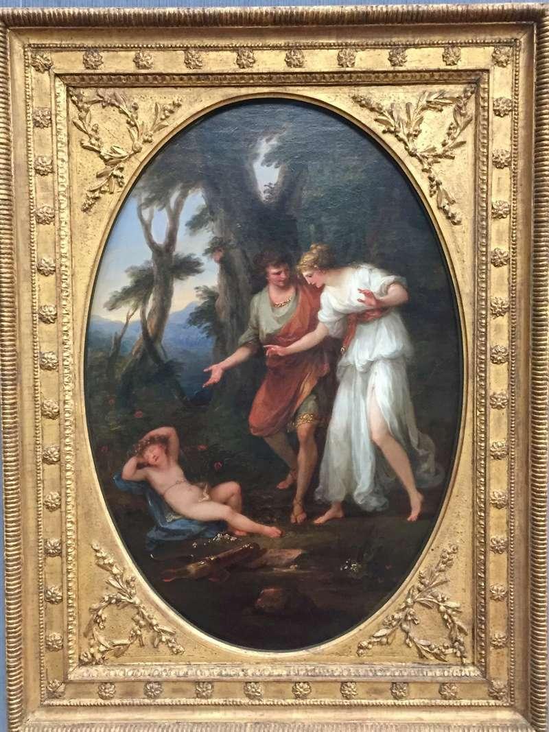 La peinture XVIIIème au musée de la peinture de Berlin (Gemäldegalerie) 1782_210