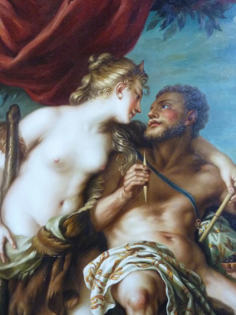 La peinture française du XVIIIème siècle au Louvre 1f962510