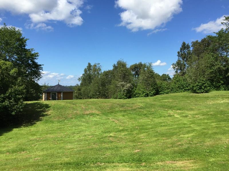 Le château de Löfstad, résidence de Sophie Piper, soeur d'Axel Fersen 2012