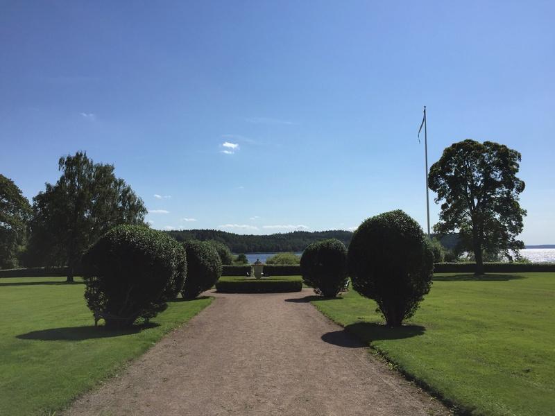 Le château de Steninge, résidence d'été d'Axel Fersen  2013