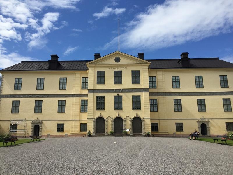 Le château de Löfstad, résidence de Sophie Piper, soeur d'Axel Fersen 213