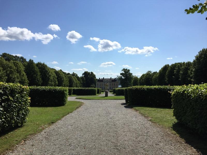 Le château de Steninge, résidence d'été d'Axel Fersen  216