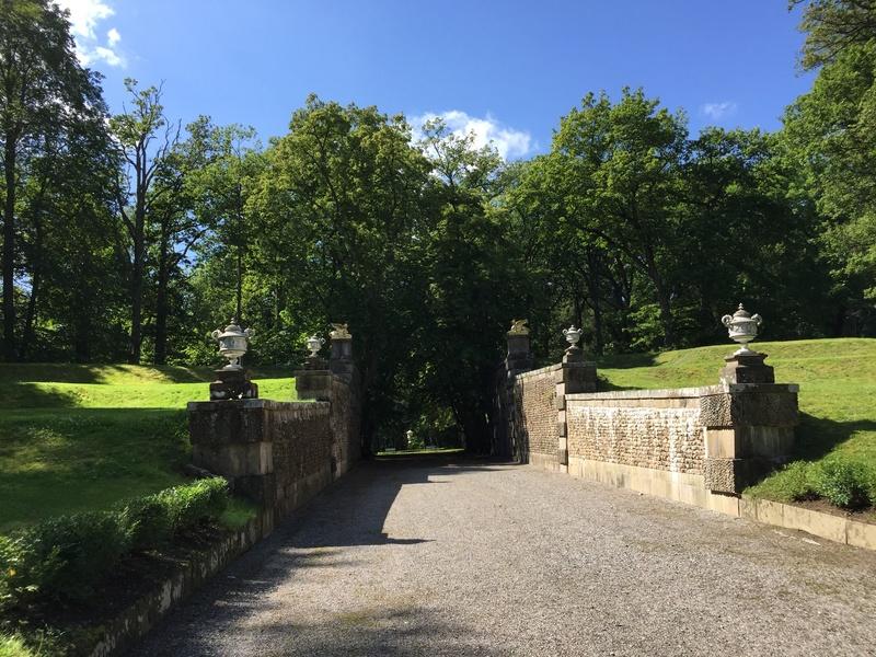 Le château de Steninge, résidence d'été d'Axel Fersen  217