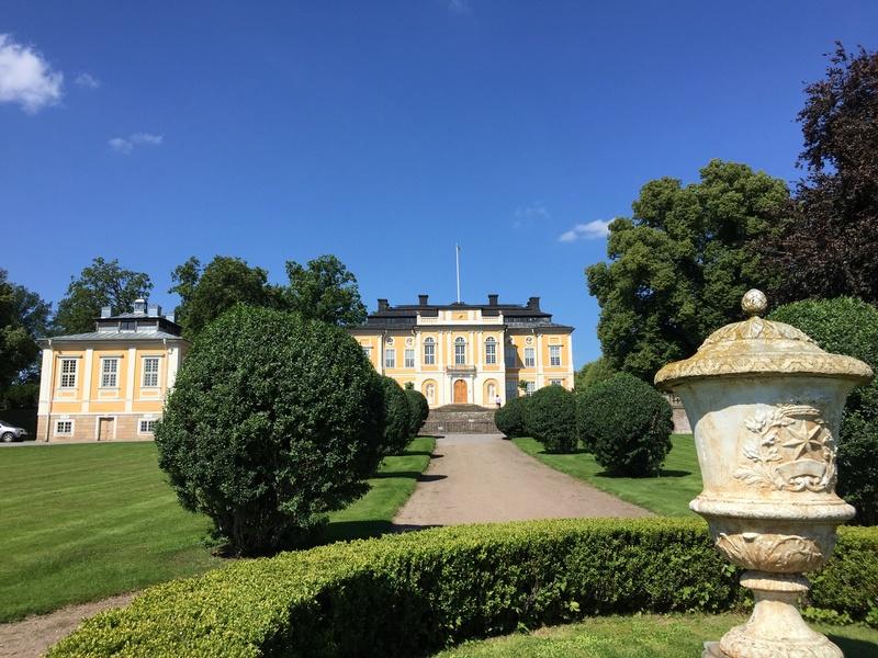 Le château de Steninge, résidence d'été d'Axel Fersen  2212