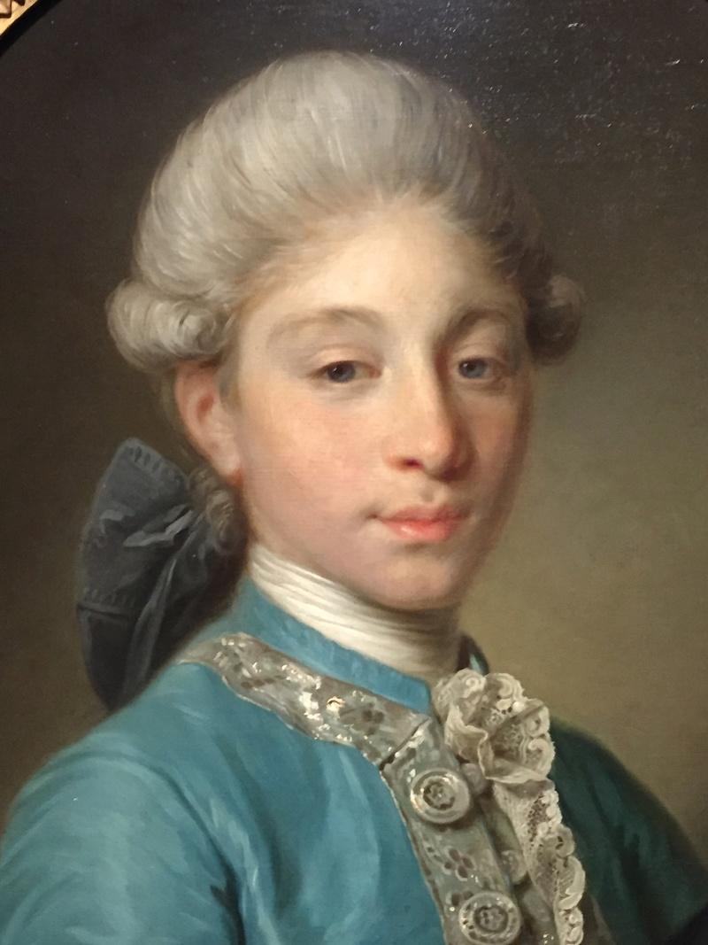 La peinture et le mobilier XVIIIème au Rijskmuseum d'Amsterdam 224