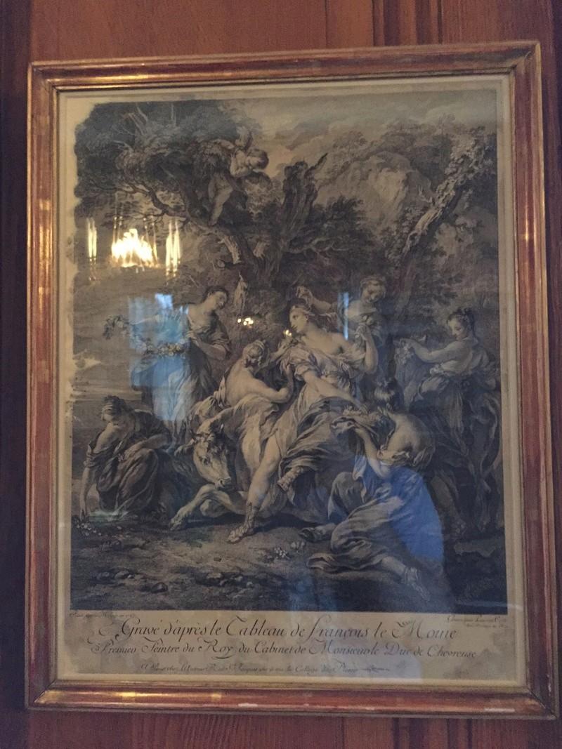 Le château de Löfstad, résidence de Sophie Piper, soeur d'Axel Fersen 2310