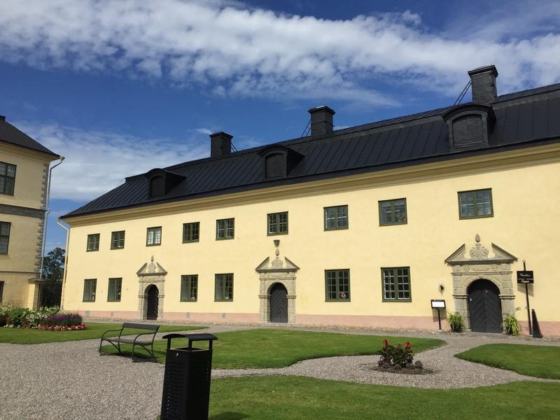 Le château de Löfstad, résidence de Sophie Piper, soeur d'Axel Fersen 312