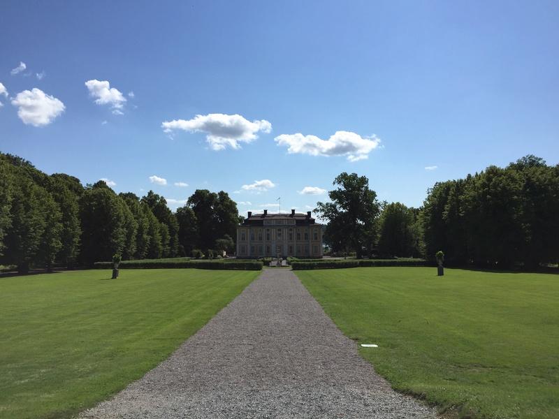 Le château de Steninge, résidence d'été d'Axel Fersen  315