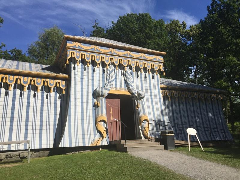 Le château de Drottningholm, palais des reines Hedwige-Eleonore et Louise-Ulrike, et de Gustave III  - Page 2 323
