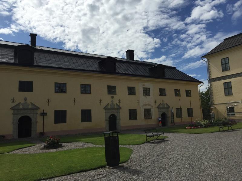Le château de Löfstad, résidence de Sophie Piper, soeur d'Axel Fersen 412