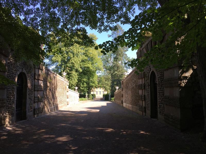Le château de Steninge, résidence d'été d'Axel Fersen  416